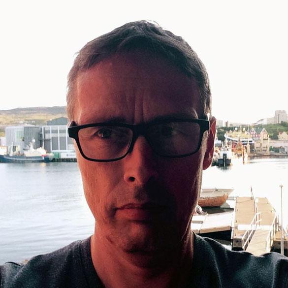 Tórheðin Thomsen
